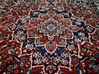10X13 1940's EXQUISITE MINT ANTIQUE HAND KNOTTED 70+YRS BAKHTIARII ORIENTAL RUG