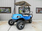 SALE 2015 Custom Yamaha Drive EFI GAS Golf Cart 4 SEATER EzgoClub Car