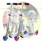 2 Wheel Kick Scooter For Kids 2 17Ages with LED Rear Lights Adjustable Height