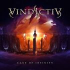 Vindictiv - Cage Of Infinity 2013 Hard Rock / Metal CD Stefan Lindholm