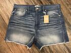 Madewell The Perfect Vintage Collection Shorts Sz 32 NWT 18S