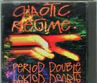 CHAOTIC REGIME *   PERIOD DOUBLE  CD * 1996 * 12 SELECTIONS* OLYMPIA WASHINGTON