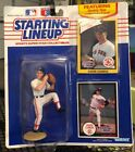 1990 ROOKIE STARTING LINEUP - SLU - MLB - ROGER CLEMENS - 1984 BOSTON  RED SOX
