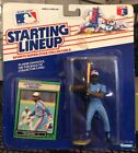 1989 TIM RAINES Montreal Expos RARE Washington Nationals MLB SLU Starting Lineup