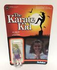 New Funko Karate Kid Ali Mills ReAction Action Figure 3 3 4in Unpunched Card