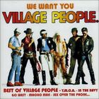 Village People - We Want You: The Very Best of the V... - Village People CD 1ZVG