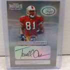 2001 Playoff Preferred Signatures Terrell Owens San Francisco 49ers Auto 053 100
