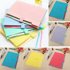 A4 Paper Expanding File Folder Pockets Accordion Document Organizer Office Home