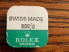 Genuine Rolex 800-0 Stainless Crown in Factory Sealed Package