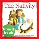 The Nativity Board Book by Bethan Lycett Book The Fast Free Shipping