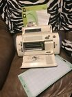 Cricut Personal Electronic Die Cutting Machine CRV001 Power cord included