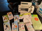 Cricut Personal Electronic Die Cutting Machine CRV001 lot Power cord included
