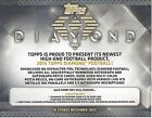 2015 TOPPS DIAMOND FOOTBALL FACTORY SEALED HOBBY 6 BOX CASE