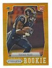 Gold Rush: 2012 Panini Prizm Football Gold Prizms on Fire 16