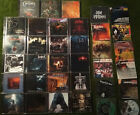 black-death cd lot therion,angelcorpse,amorphis,morbid angel,obituary,cryptopsy