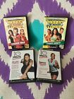 Lot of 4 Workout Exercise Fitness DVDs Biggest Loser10 Minute Solution