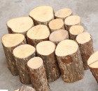 Boxwood Logs for Knife Handle Scales Blanks Wood carving 15cm Length 1 piece