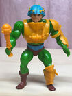 Man At Arms Complete MOTU Masters of the Universe Vintage He Man Figure Heman