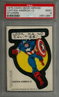 1975 Topps Comic Book Heroes Stickers 38