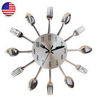 Funny Large Wall Clock Big Watch 3D Stickers DIY Wall Modern Home Kitchen Decor