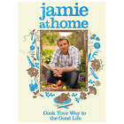 NEW  SIGNED Jamie at Home Cook Your Way to the Good Life Jamie Oliver Cookbook