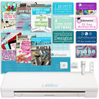 Silhouette Cameo 3 Bluetooth Auto Adjusting Blade Enhanced Touch Screen and M