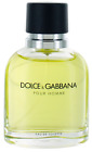 Dolce & Gabbana Pour Homme For Men EDT Cologne Spray 2.5oz Unboxed New