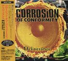 CORROSION OF CONFORMITY Deliverance +1 JAPAN CD OBI SRCS 7490 C.O.C. Down