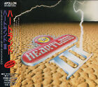 HEARTLAND Heartland III +1 FIRST JAPAN CD OBI APCY-8293