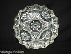 Vintage EAPC Star of David Glass Ashtray by Anchor Hocking Smoking Tool Decor