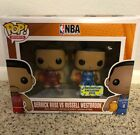 Funko Pop NBA Derrick Rose vs Russell Westbrook - 2015 Convention Exclusive