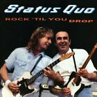 Status Quo - Rock Til You Drop - Status Quo CD ZGVG The Fast Free Shipping