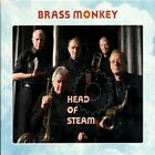 Brass Monkey - Head Of Steam - Brass Monkey CD QEVG The Fast Free Shipping