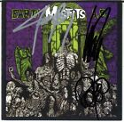 MISFITS Earth A.D., Jerry Only GLENN DANZIG Robo Die My Darling Autograph SIGNED