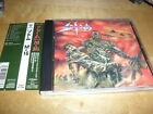 SODOM -M-16- VERY HARD TO FIND RARE 1ST JAPANESE CD 2002 TOP GERMAN THRASH