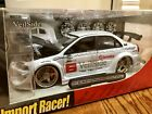 Diecast Jada Mitsubishi Lancer Evolution VI 124 Scale Import Racer White BNIB