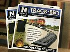 Woodland Scenics N Scale Track Bed 2 Boxes