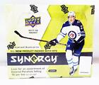 2017-18 UPPER DECK Synergy NHL Hockey HOBBY BOX Factory Sealed New 15 Parallels