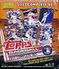 2017 Topps Baseball Complete Retail Factory Set (705 Cards) with 2 Aaron Judge