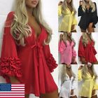 Women Beach dress Cover up Kaftan Sarong Summerwear Swimwear Bikini Summer