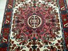4X7 1940s ONE IN MILLION MINT 300+KPSI HAND KNOTTED MUSEUM TAFRESHH ORIENTAL RUG