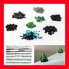 Green Spike  Fairing Bolt Kit Fasteners Nuts Screws Yamaha YZF750R 93-98 BSE