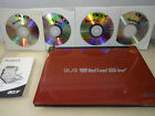 Acer Aspire One D255 2256 Netbook Laptop Red + Recovery Disks FOR PARTS ONLY