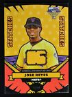 Jose Reyes Rookie Cards Checklist and Buying Guide 10