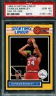 Charles Barkley 1989 Kenner Starting Lineup SLU One on One pop 2 76ers PSA 10