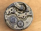 LECOULTRE REPEATER POCKET WATCH MOVEMENT
