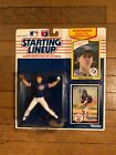 1990 MITCH WILLIAMS Starting Lineup CHICAGO CUBS 90 Kenner SLU Figure Rare HTF