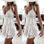 US Sexy-Women-Sleeveless-Bandage-Bodycon-Evening-Party-Cocktail-Club-Mini-Dress