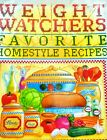 Weight Watchers Favorite Homestyle Recipes Vintage 1993 EUC