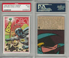 1966 Topps, Batman A Series, #21A Batman Wins A Prize, PSA 7 NM